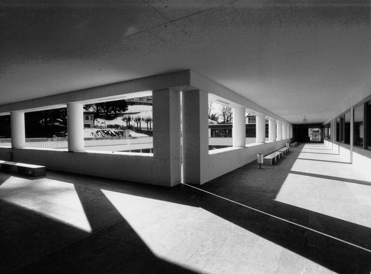 Studio di architettura vacchini locarno switzerland for Scuola arredatore d interni