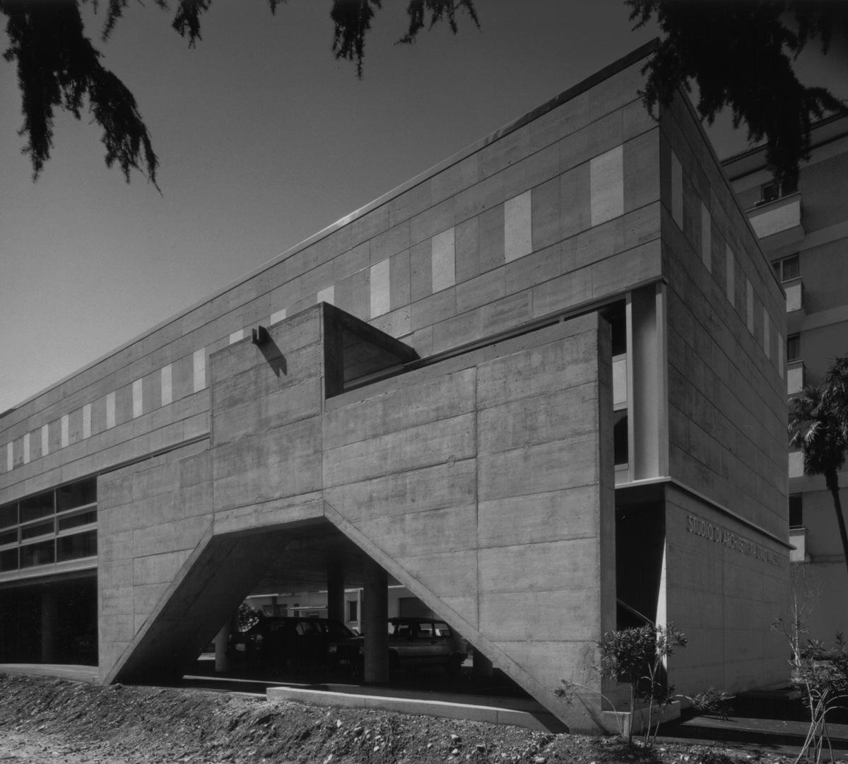 Studio di architettura vacchini locarno switzerland for Studi di architettura